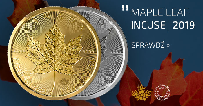 Maple Leaf Incuse 2019