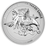 Orzeł Australijski 1 uncja Srebra 2021 Proof High Relief