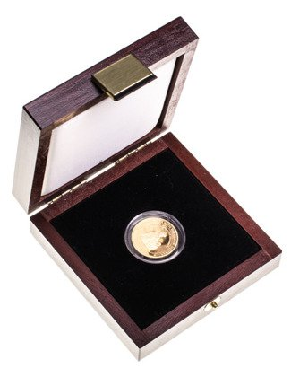 Falkland Islands Królowa Matka 2 Pounds 1998 Proof